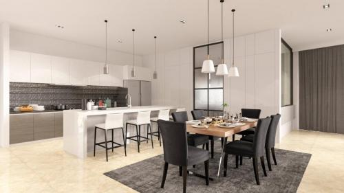 6 Dining Kitchen